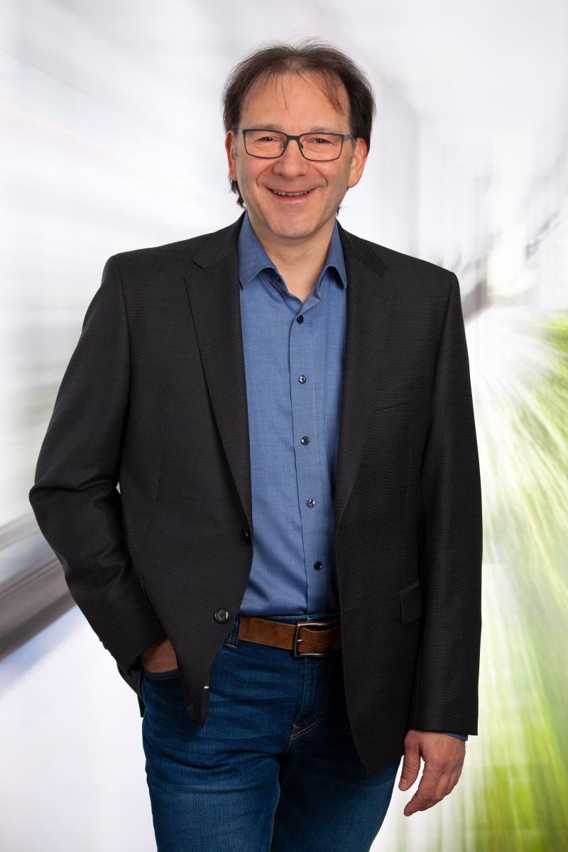 Dr. Christian Lesny, Gründer der Quatura GmbH